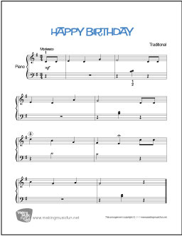 Carol Of The Bells Sheet Music For Piano Numbered | New Calendar ...