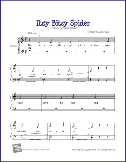 ... sheet music by clicking on the purple button above the music