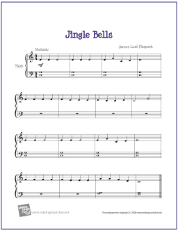 """Search Results for """"Notes For Jingle Bells On The Keyboard With Letters"""" – Calendar 2015"""