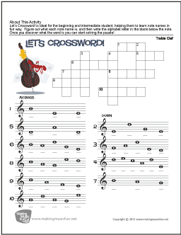 Worksheets Music Fun Worksheets music theory worksheets flash cards and games for kids