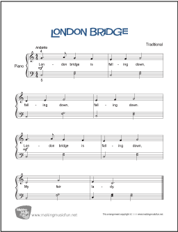 letter of the song london: