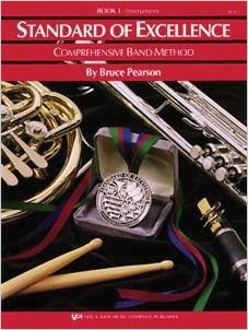 Standard Of Excellence Book 1, Trombone - sheet music