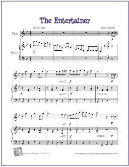 Impertinent image throughout free printable flute sheet music