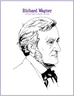 Richard Wagner Free Famous Composer